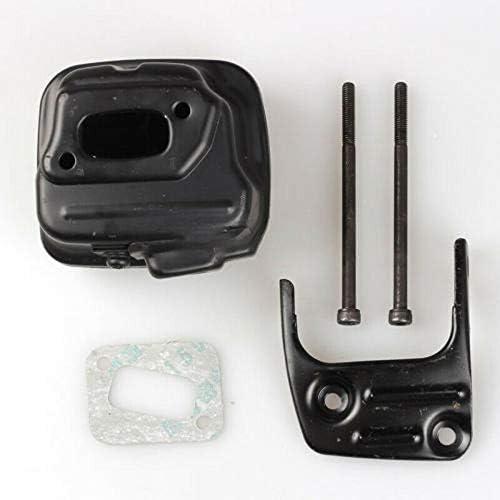 Exhaust Muffler Bracket Screw For Husqvarna 340//345//346//346XP//350 Chainsaw Parts
