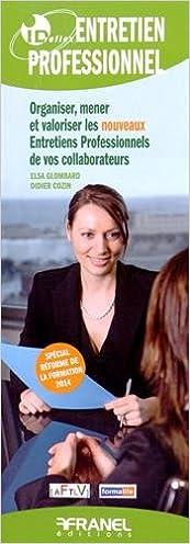 En ligne Entretien professionnel pdf epub