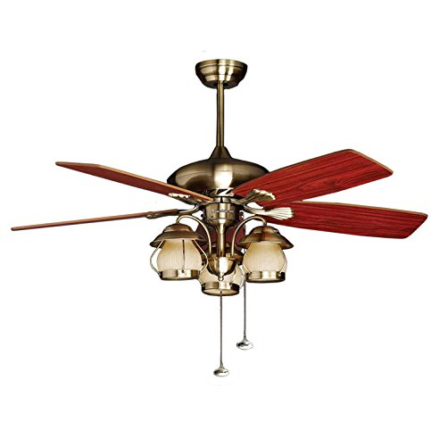 Topow 48YFT-1025 48 Inch Ceiling Fan 220-230 Volts 50Hz Export Only ()