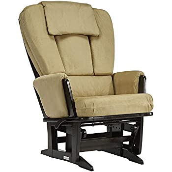 competitive price c4c66 5a266 Amazon.com: Dutailier Sleigh Glider-Multiposition, Recline ...