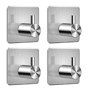 Self Adhesive Kitchen Bathroom Hooks