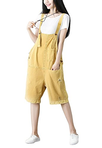 Donna Pantaloncini Lazutom Lazutom Pantaloncini Yellow Donna Yellow qwganXS