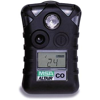 Amazon.com: MSA 10071334 Monóxido de carbono de gas único CO ...