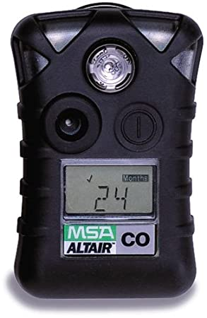 MSA 10071337 Single Gas Carbon Monoxide CO L50 H200 ALTAIR Detector - - Amazon.com