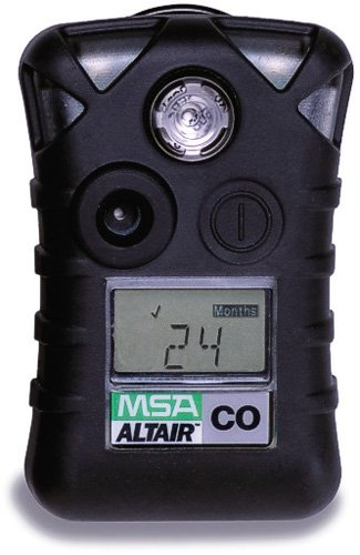 MSA 10071337 Single Gas Carbon Monoxide CO L50 H200 ALTAIR Detector