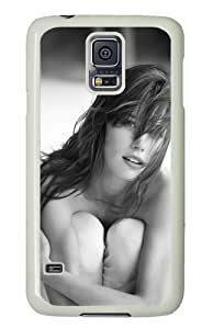 Samsung Galaxy S5 Case and Cover - Pierre Choiniere PC Hard Case Cover for Samsung Galaxy S5 White