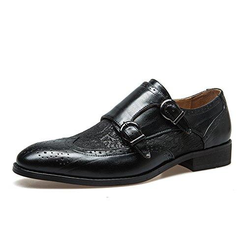 Scarpe Jitai Uomo In Pelle Collezione Italiana Scarpe Oxford Nere