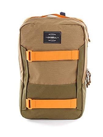 Camping & Outdoor Tagesrucksäcke O´Neill Rucksack Backpack Ranzen Easy Rider grün gepolstert Basic 21L