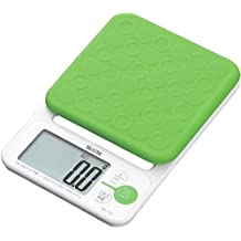 - High accuracy / maximum weighing 2kg of convenient 0.1g unit also bread making] TANITA digital cooking scale Green KD-192-GR (japan import)