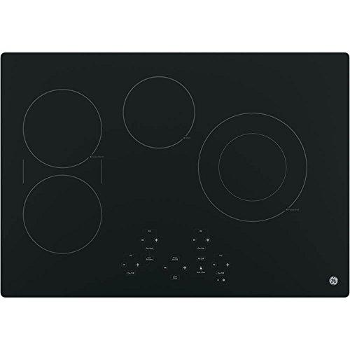 GE JP5030DJBB 30″ Black Electric Smoothtop Cooktop