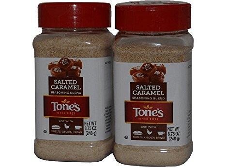 Tone's Salted Caramel Seasoning Blend (Pack of 2)