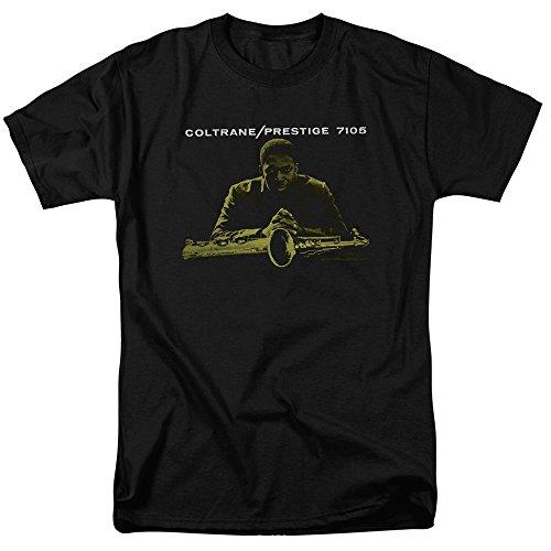 John Coltrane - Mellow Yello T-Shirt Size M ()