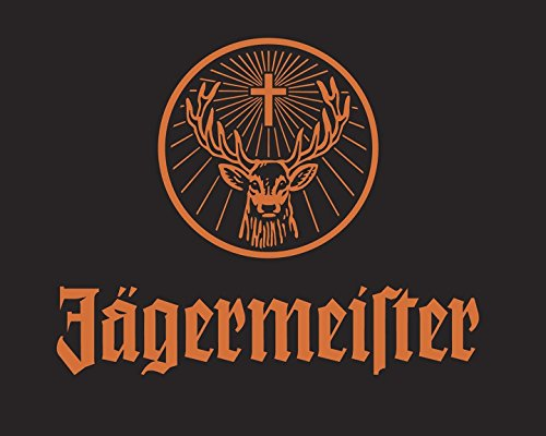 Jagermeister Poster Wall Decor High Quality 16x20 - Jagermeister Poster