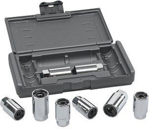 (KD Tools KDT41760 8 Piece Metric and SAE Stud Removal Kit)