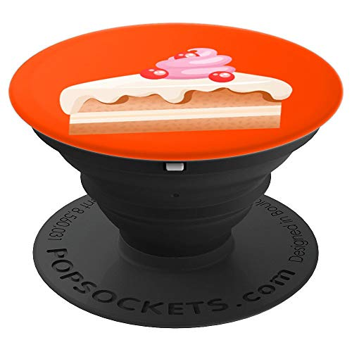 Honeymoon Gift For Newly Weds Drip Cake Cheesecake Sweet Pie - PopSockets Grip and Stand for Phones and Tablets