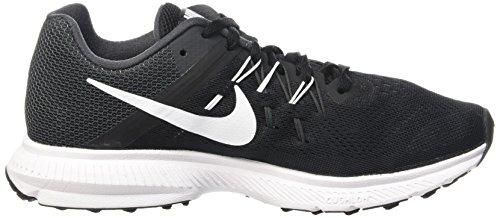 Nero Winflo Wmns Nike black Scarpe Zoom Donna Corsa 2 anthracite Da white Eq88rgc