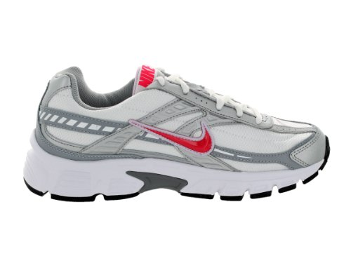 Nike Women's WMNS Initiator (Wide) Trail Running Shoes White/Metallic Silver/Mist Blue/Cherry yayiy