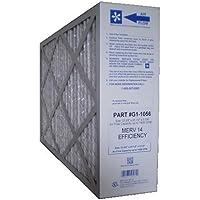 AMP-G1-1056 MERV 14 Media Replacement Filter (Pack of 3)