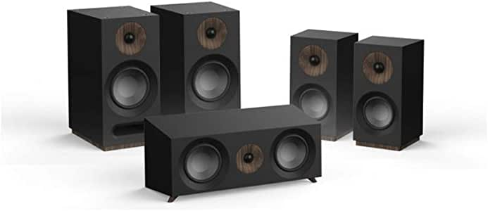 Jamo Studio Series S 803 HCS-BLK Black Home Cinema System