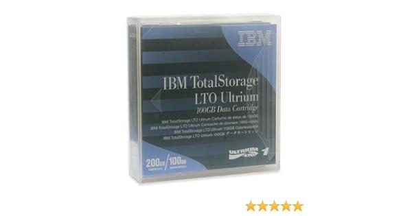 IBM Tape,LTO,ULTRIUM1FRMT,100GB
