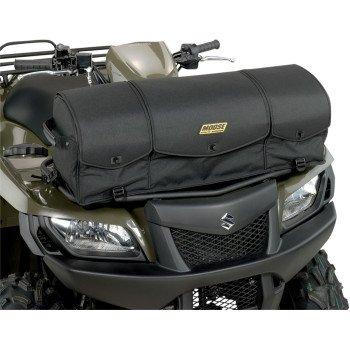 Quad delantero o trasero Accesorios para bolsa de rack Negro ...