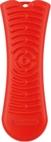 Le Creuset Silicone Cool Tool - Le Creuset Silicone Cool Tool Handle Sleeve, Cherry