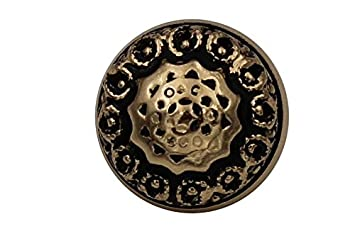 kleine silber antik Metall Knöpfe 13mm Dirndl Tracht Ösenknöpfe 5 Stück