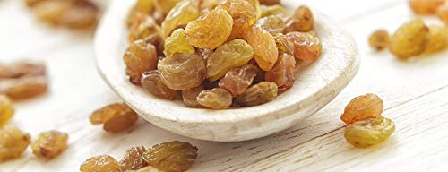 Raisins - Bulk Golden Raisins In 25 Pound Boxes - Freshest and highest quality dried fruits from US Based farmer market - Dried fruits for events, homes, restaurants, and bakeries. (25 LBS) by Gourmet Nuts And Dried Fruit (Image #5)