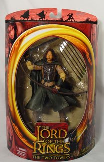 Lord of the Rings The Two Towers - Farimir (with sword wielding action) ()