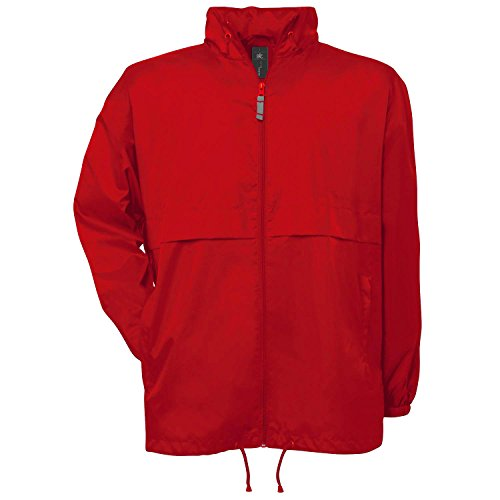De Y Windbreaker Collection Red Air B C amp;c B Chaqueta 40n8tZqq
