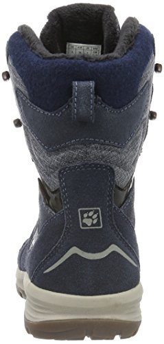 Jack Wolfskin Dame Vancouver Texapore Høj W Trekking- & Wanderstiefel Blau (nat Blå 1010) deAccoUW