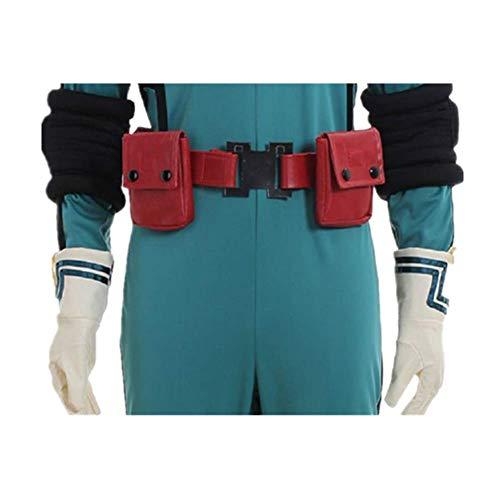 Joyfunny My Hero Academia Akademia Izuku Midoriya Cosplay Belt Halloween Costume Accessory ()