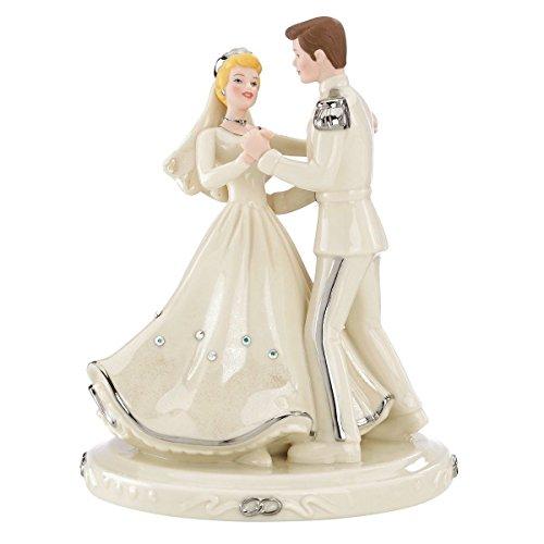 lla & Prince Love Cake Topper Figurine ()