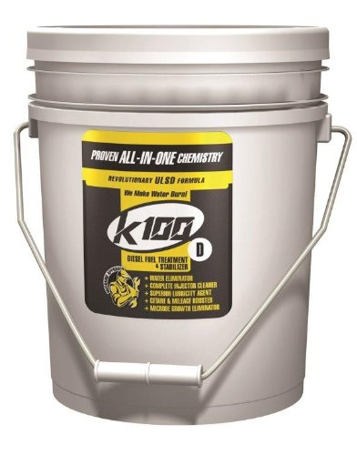 K100 D Diesel Fuel Treatment - 5 gallon pail by K100