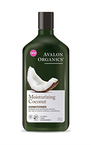 Moisturizing Coconut Conditioner Avalon Organics 11 oz (Avalon Coconut)