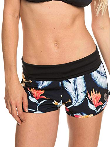 Roxy Love Endless Summer Tropical Anthracite Boardshort aqnRaTrPw