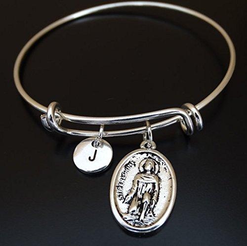 Amazon saint peregrine bracelet saint peregrine charm saint saint peregrine bracelet saint peregrine charm saint peregrine pendant saint peregrine jewelry mozeypictures Image collections