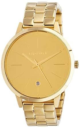 Rip Curl Women's A3118G01461SZ Year-Round Analog Quartz Yellow Gold Watch