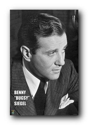 amazon com scorpio posters bugsy siegel poster 22 by 34 inch
