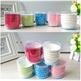 Total Home : 600 Pcs Greaseproof Paper Cake Cups Liners ,Muffin Paper Cups