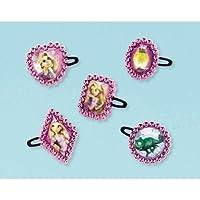Disney Tangled Jewel Hair Clips - 18/Pkg.