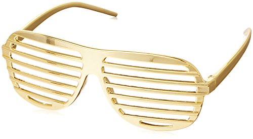 Men's Slotted Glasses Costume Accessory in ()