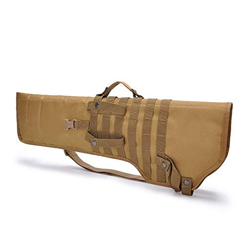 Tactical bag shooting hunting thick barrel carrying One size Camouflage