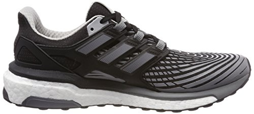 Two Chaussures core grey Homme Black Boost Running 0 Noir Adidas Three Energy grey De Zxa770