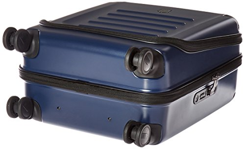 """Victorinox Spectra 2.0 Dual-Access Hardside Spinner Suitcase, Navy, Carry-On, Extra Capacity (21.7"""")"""