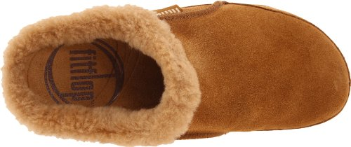 Fitflop Womens Lounge Deluxe Slipper Castagna