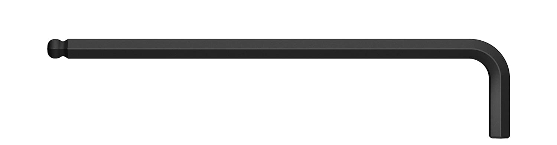 Wiha Stiftschlü ssel Sechskant-Kugelkopf, schwenkbar fü r schwer zugä ngliche Bereiche, , Zoll-Ausfü hrung brü niert (01427) 3/32 x 101 mm, 20 mm Wiha Werkzeuge GmbH 369Z332