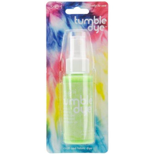 SEI Tumble Dye Neon Lime Individual Spray Bottle, 2-Ounce