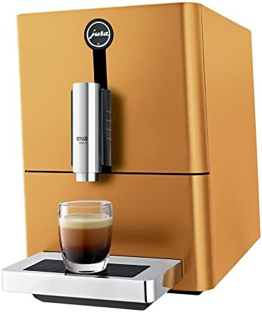 Jura ENA Micro 1 Máquina espresso 1.1L 1tazas Naranja - Cafetera ...