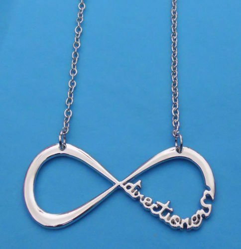 Yongyong One Direction Infinity Necklace Directioner (Necklaces One Direction compare prices)